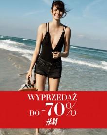 H&M Wyprzedaż do -70%