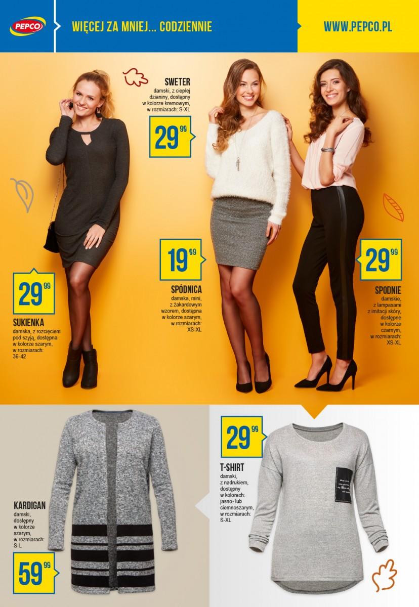 PEPCO Moda na chłodne dni w gorącej cenie! Centrum