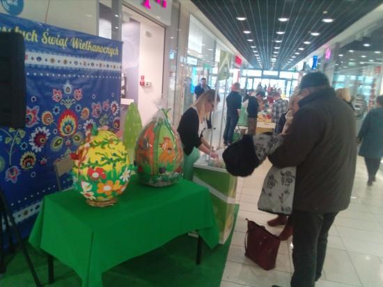 Wielkanocna atmosfera w Centrum Handlowym Liwa.?