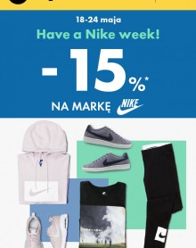 """50 STYLE """"Have a NIKE week"""""""