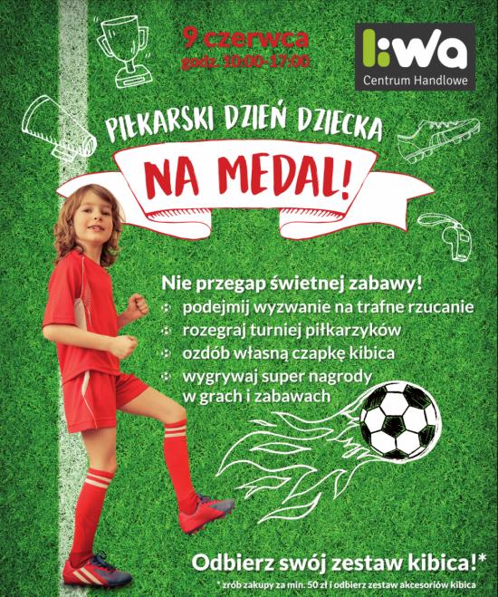 Piłkarski Dzień Dziecka NA MEDAL ⚽