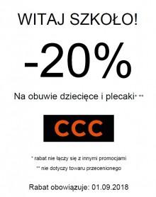 CCC Witaj Szkoło!