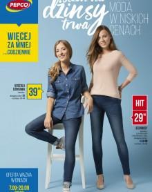PEPCO Sezon na jeansy trwa!
