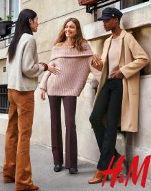 H&M Nowa kolekcja jesienna dla każdej wersji Ciebie!