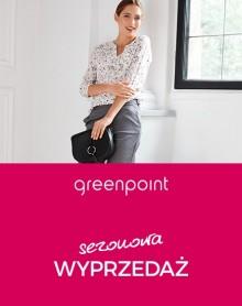 GREENPOINT Sezonowa wyprzedaż w Greenpoint!