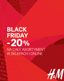Black Friday w H&M