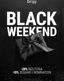 BRIJU Black Weekend