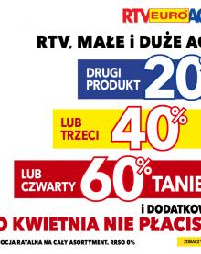 RTV EURO AGD Promocja!