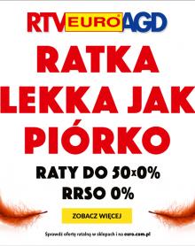 RTV EURO AGD RATKA LEKKA JAK PIÓRKO