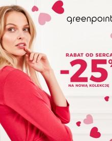 GREENPOINT Walentynki