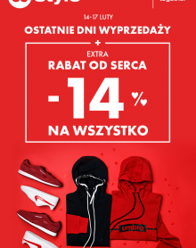 50 STYLE RABAT OD SERCA!