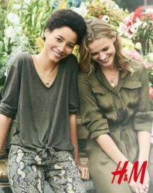 H&M Inspiracje naturą!