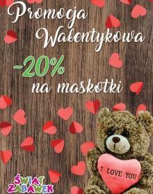 ŚWIAT ZABAWEK  Walentynki!