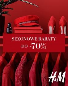 H&M Sezonowe rabaty aż do 70%