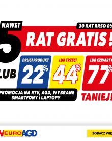RTV EURO AGD Promocje