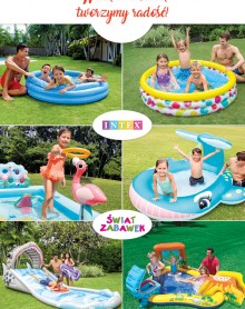 ŚWIAT ZABAWEK Woda i zabawą tworzymy radość!