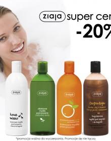 Ziaja dla Ciebie – promocja SUPER CENA mydła