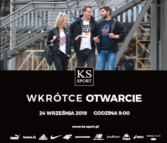 KS Sport – wkrótce otwarcie!