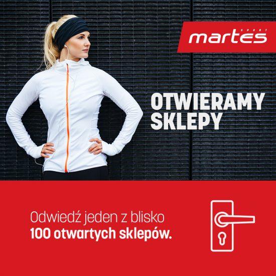 Martes Sport – ponowne otwarcie !