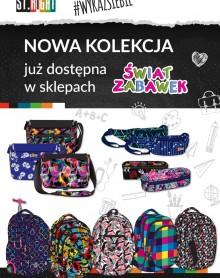 Nowa kolekcja ST.RIGHT w sklepach ŚWIAT ZABAWEK